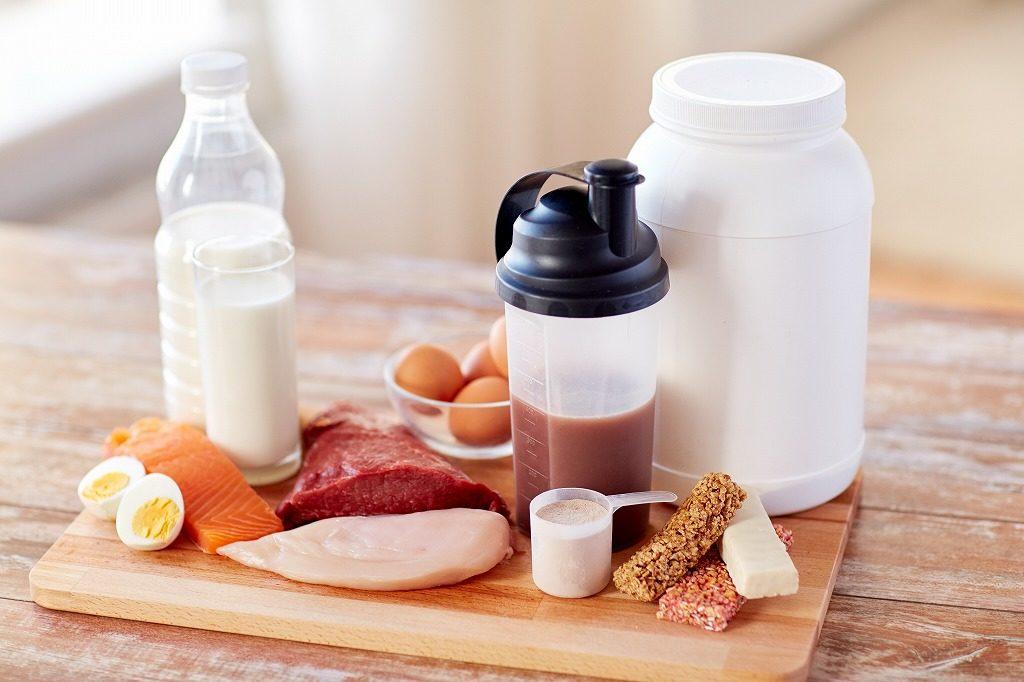 筋トレに欠かせない栄養素はタンパク質