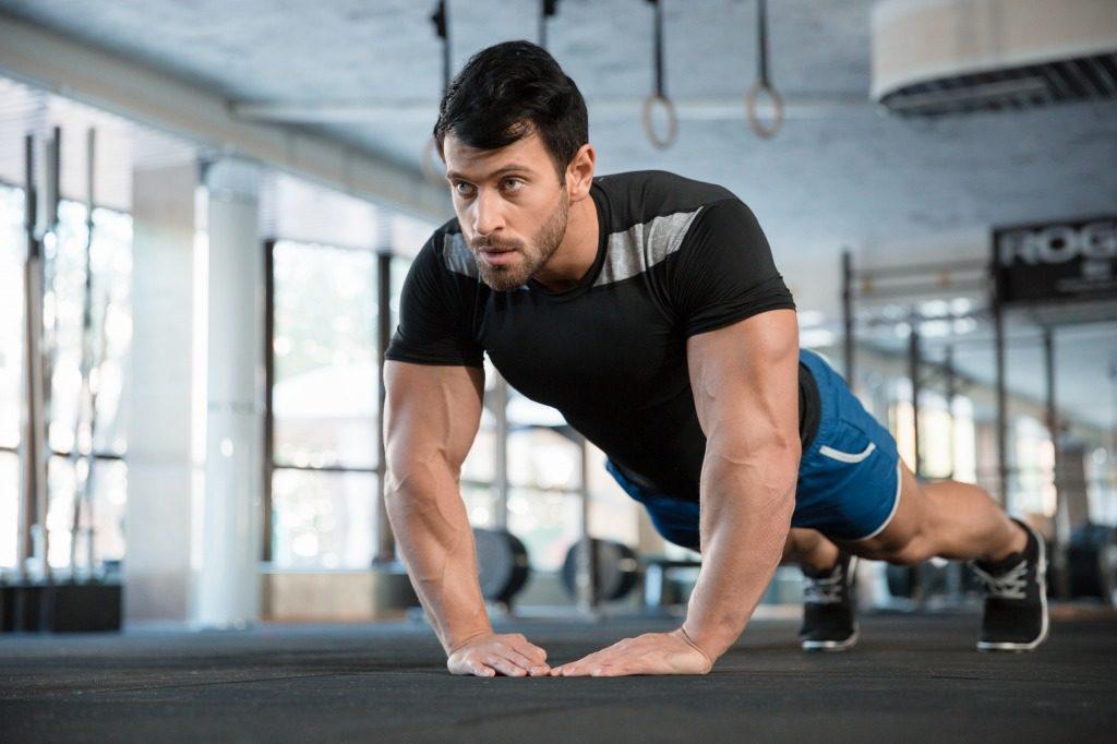 自重トレーニングを効率的に行うためのポイント
