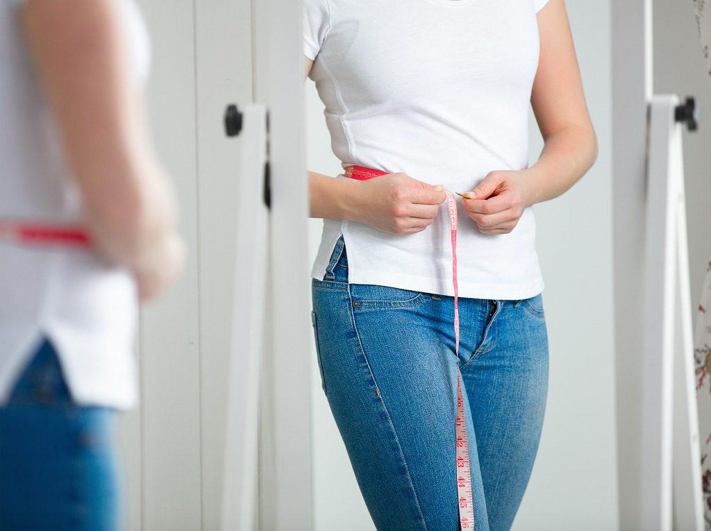 女性が下腹部に脂肪がつきやすい理由