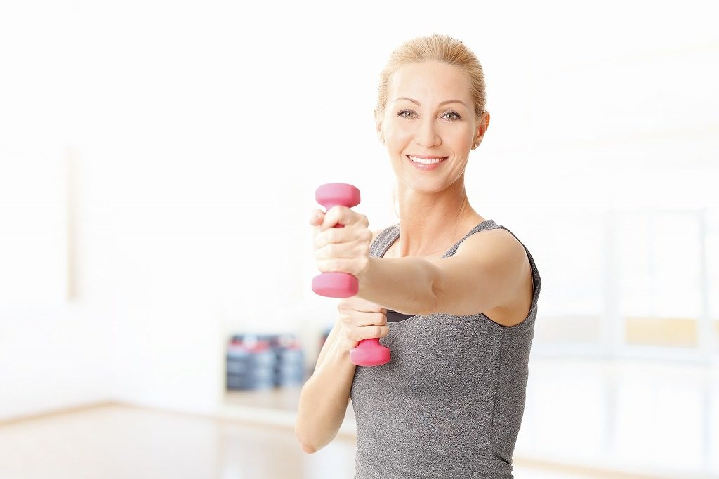 40代女性が筋トレで得られるメリット