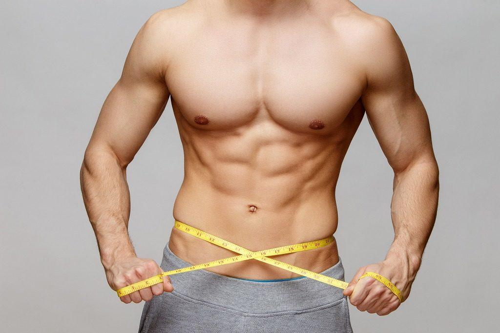 HMBで男性はダイエットはできる?