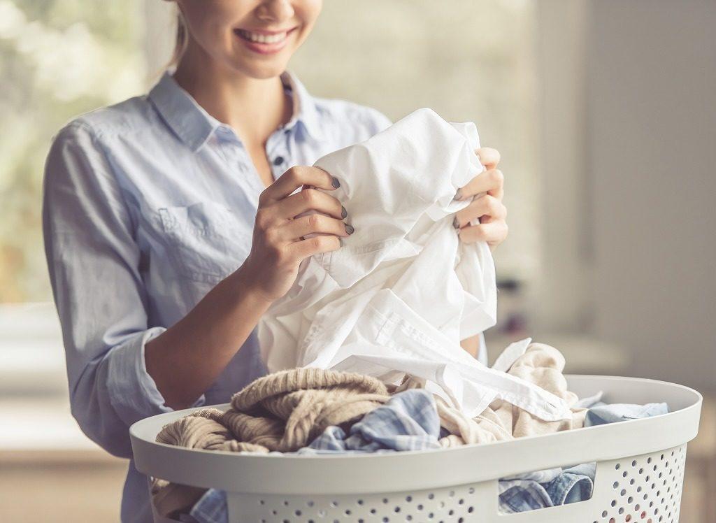 女性の加齢臭対策は洗濯方法の見直しをしましょう