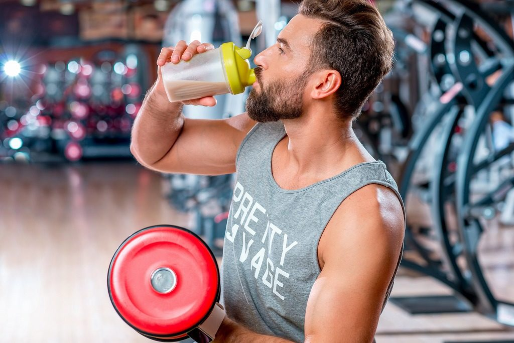 プロテインと筋肉の関係