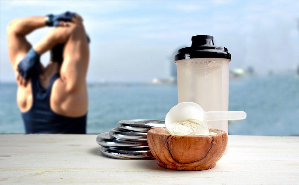 プロテインを使った筋トレでダイエットを効率化するコツ