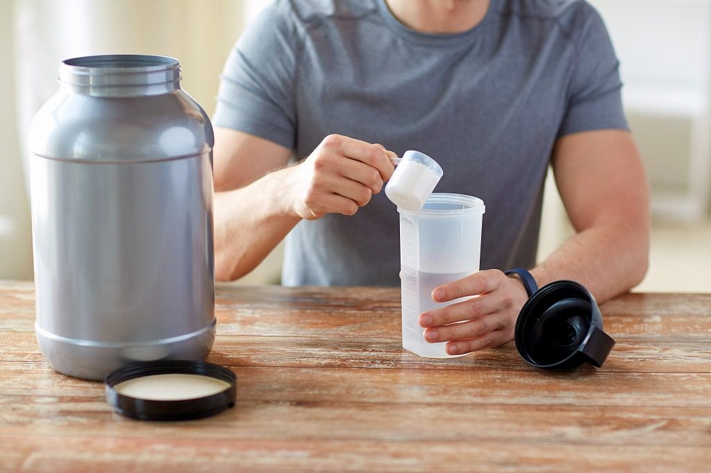 筋トレと有酸素運動でのプロテイン摂取のタイミングの決め方