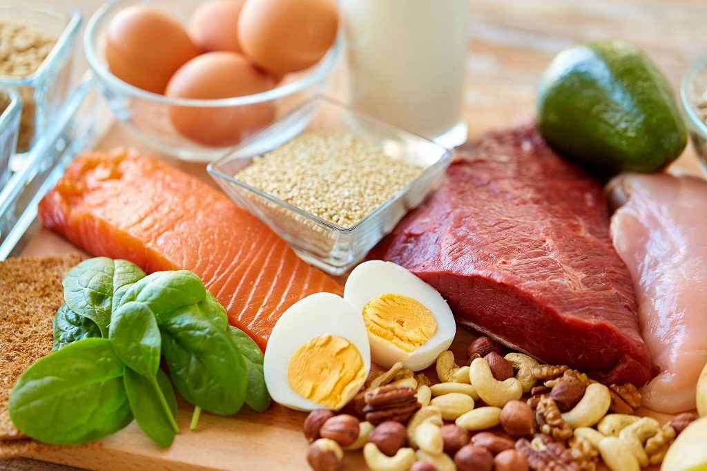 プロテイン以外でタンパク質をとる方法