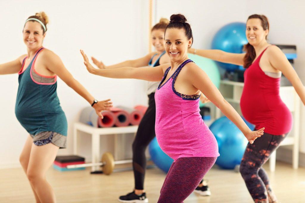 妊婦でも効果的な筋トレを取り入れましょう