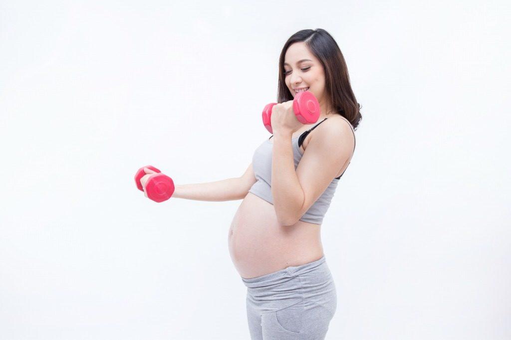 妊婦が鍛えたい部位とは