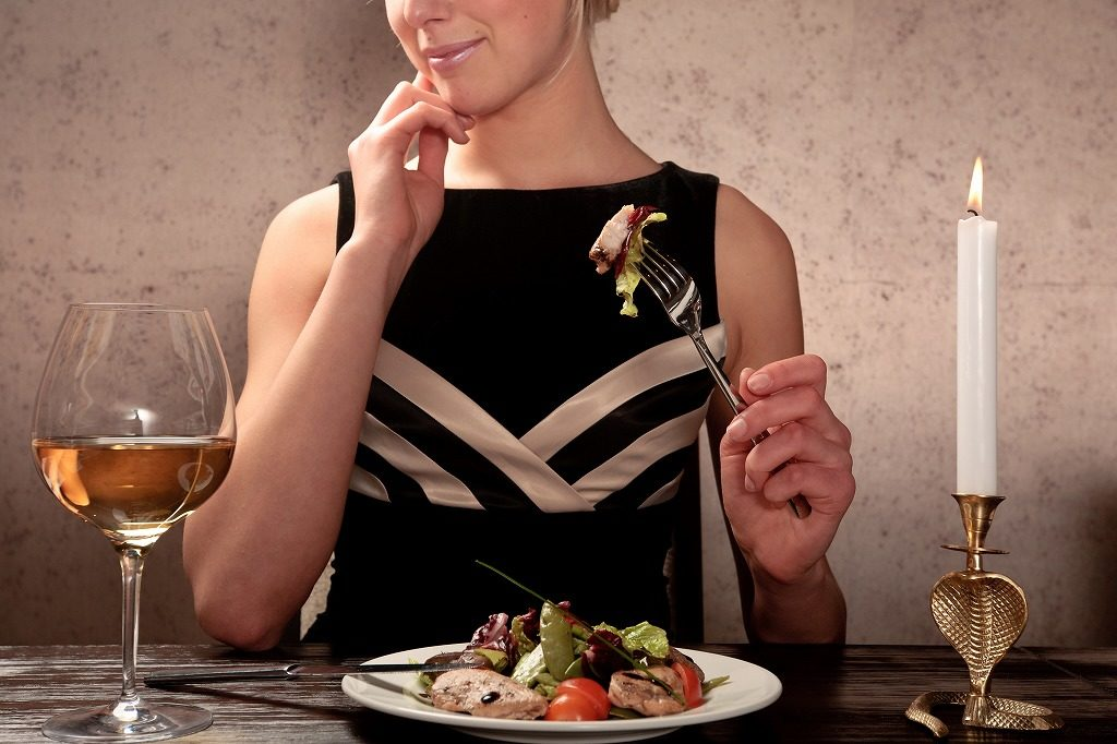 女性が筋トレで気をつけたい食事内容