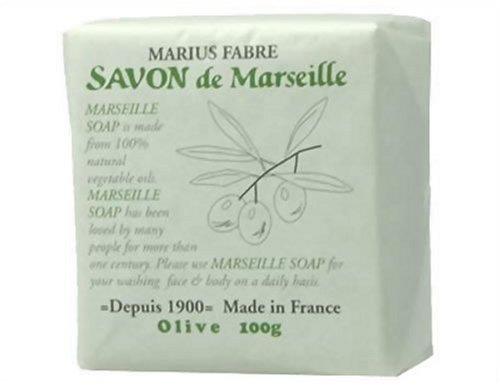 サボン ド マルセイユ オリーブ