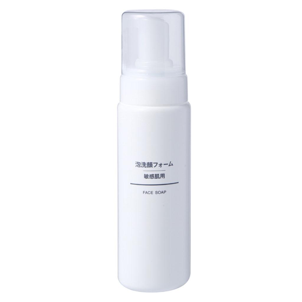 無印良品 泡洗顔フォーム・敏感肌用