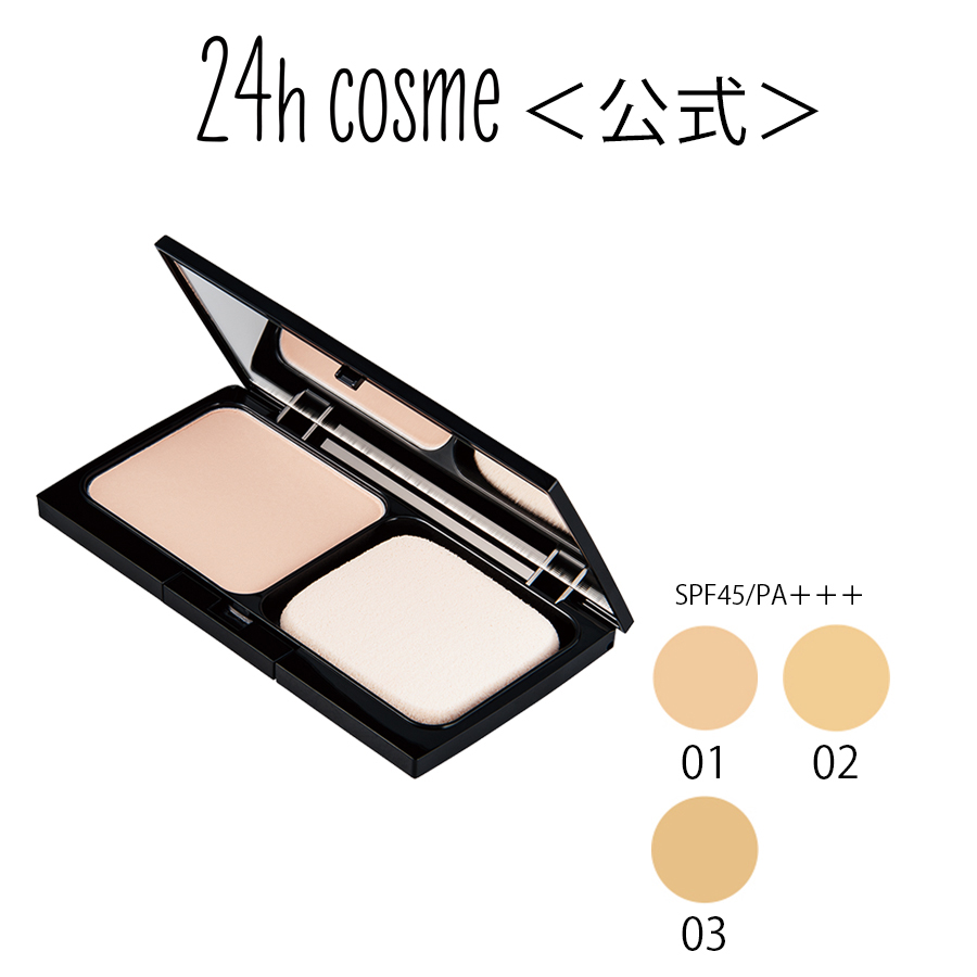 24h cosme 24ミネラルパウダーファンデ