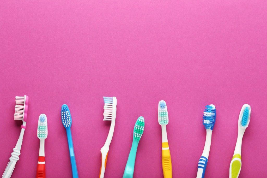 歯ブラシはヘッドの大きさで選びましょう