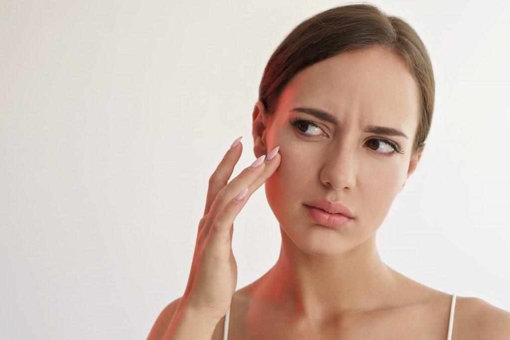 敏感肌用洗顔料は過剰に洗いすぎないようにしましょう