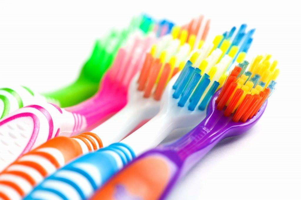 歯ブラシの毛の種類