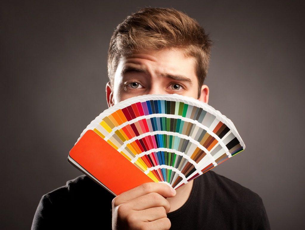 市販のメンズ向け髪染めのカラーの選び方について