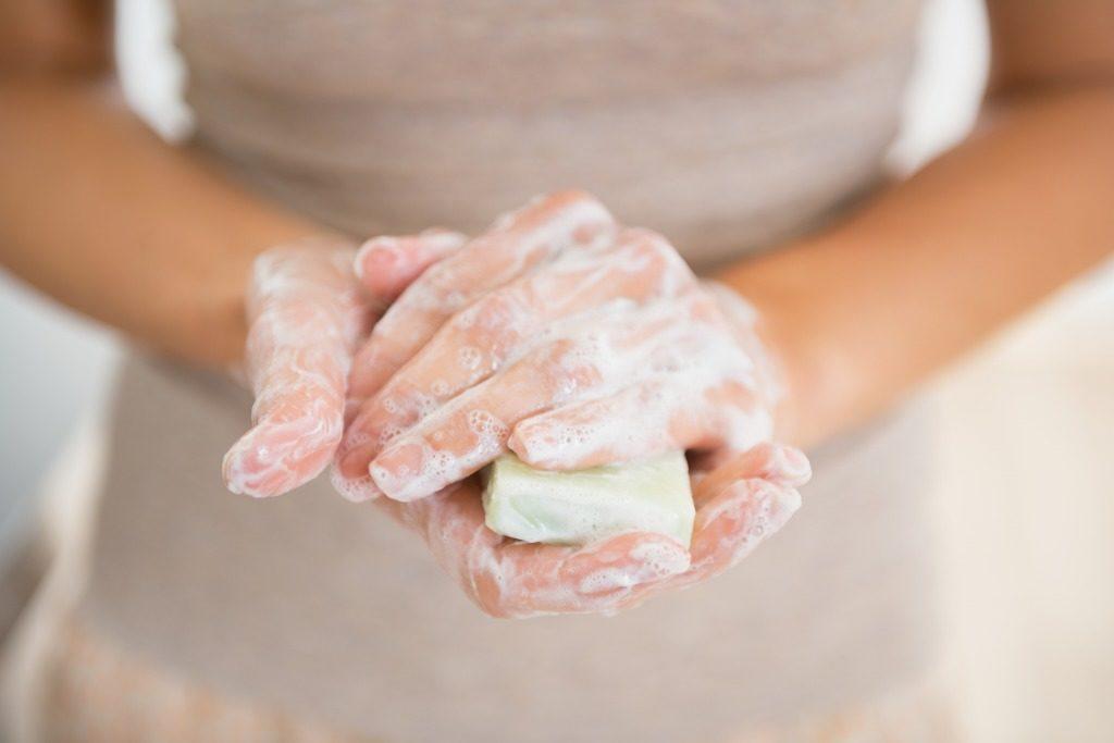 無添加石鹸は使用感で選びましょう