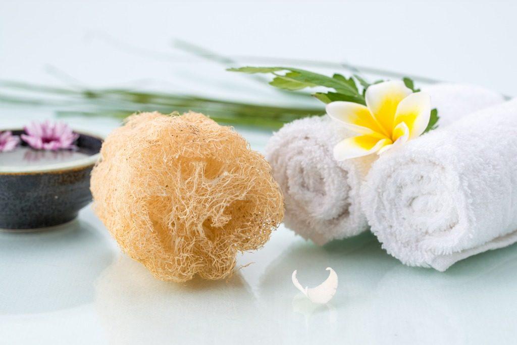 ボディソープは柔らかい素材のタオルや手を使って洗いましょう