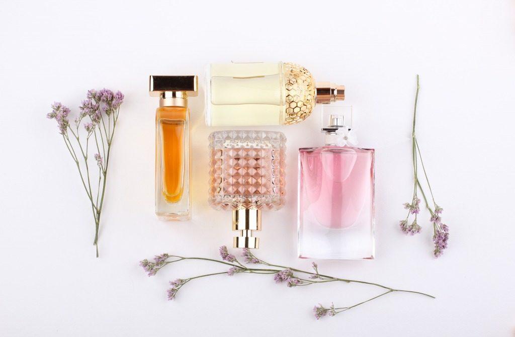 香水には4つのタイプがあります