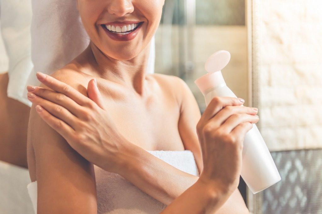保湿入浴剤の保湿効果を無駄にしないようにしましょう