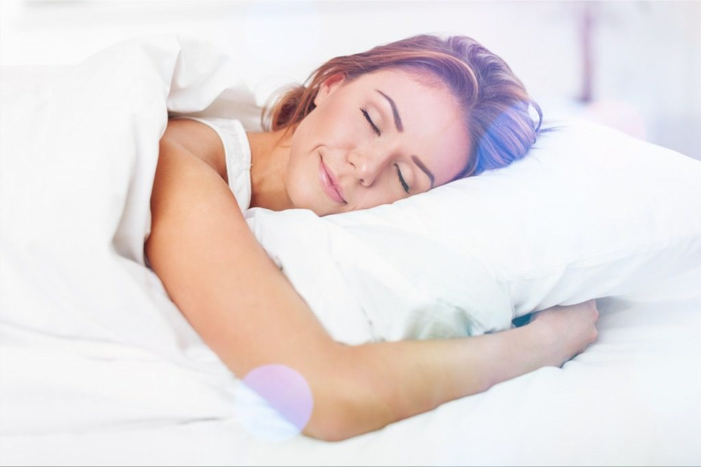 睡眠で敏感肌の対策