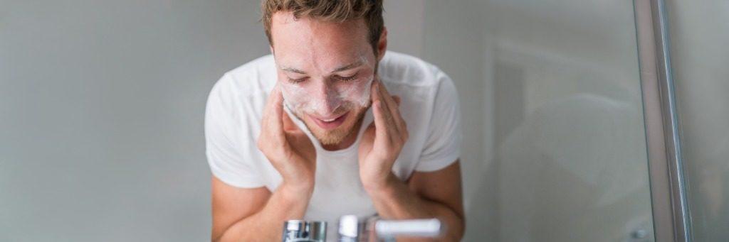 メンズ泡洗顔料は使用感で選びましょう