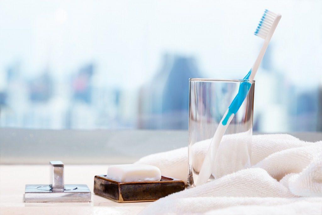 歯ブラシの使用後の保管方法