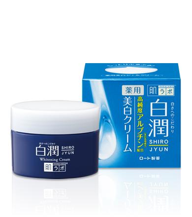 肌ラボ 白潤(シロジュン) 薬用美白クリーム
