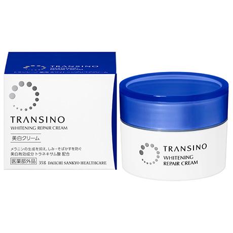 トランシーノ 薬用ホワイトニングリペアクリーム