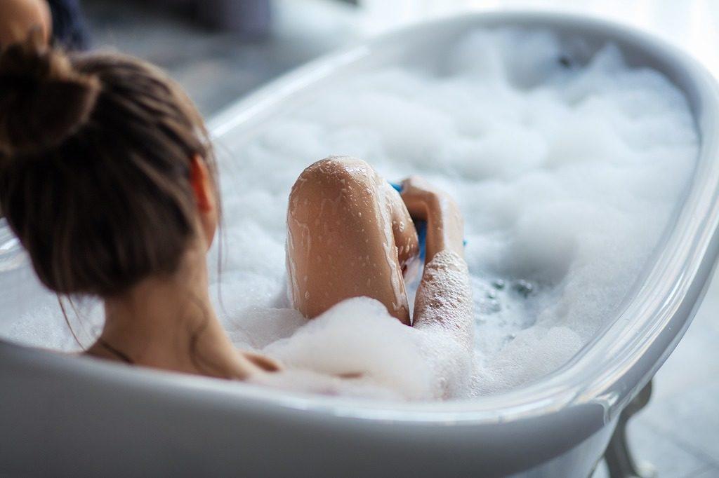 使うタイミングはお風呂上り