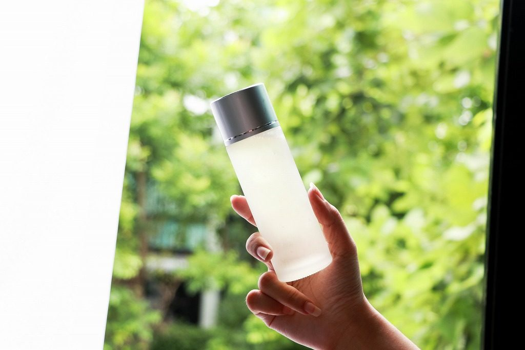 男性用化粧水の使い方