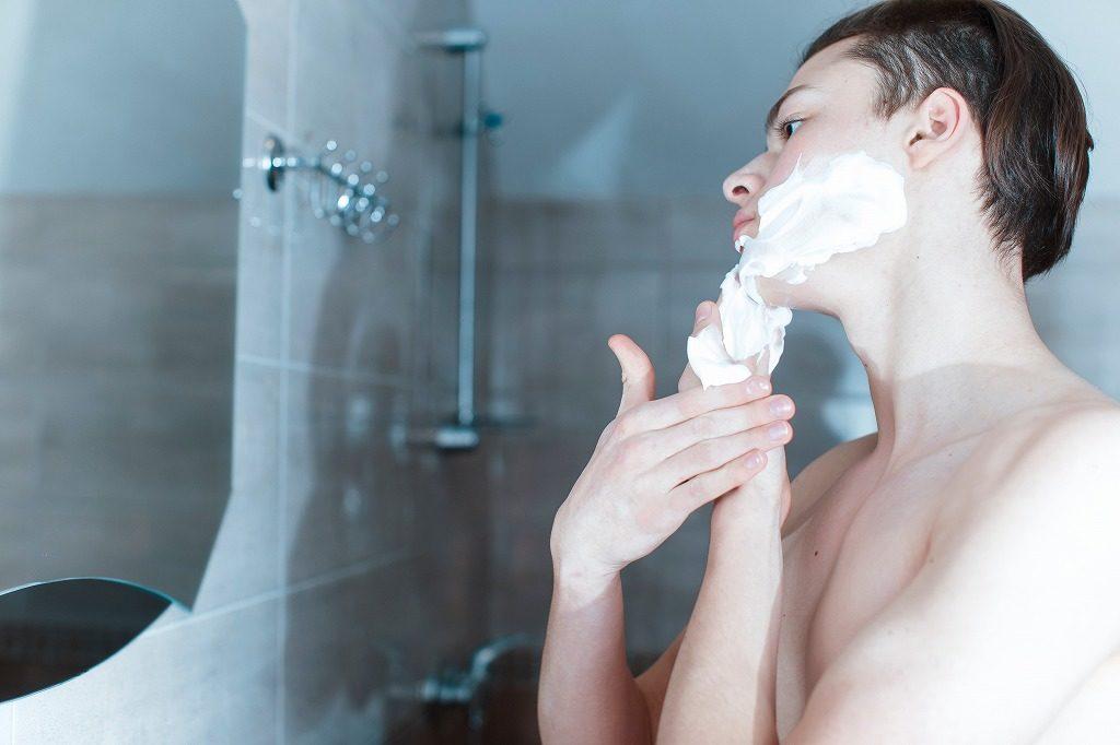 大人ニキビを改善する洗顔