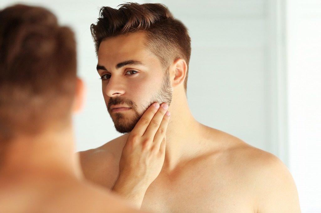 メンズ美白クリームは洗顔→基礎化粧品で肌を整えてから使用しましょう