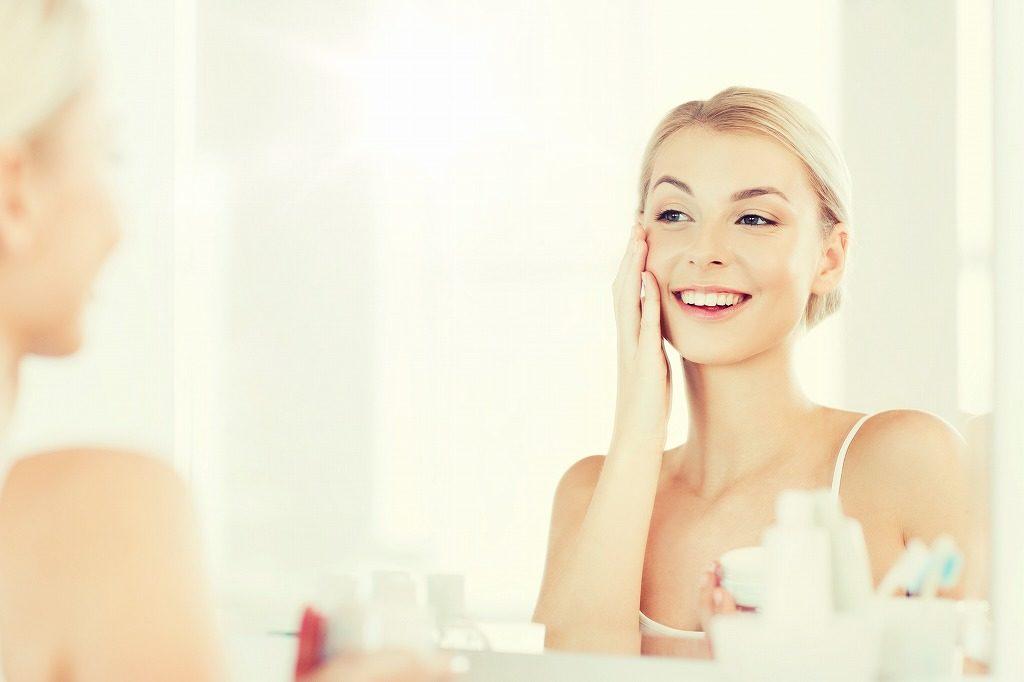 日焼け止めを塗る前は化粧水などで肌を整えましょう