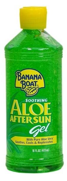 バナナボート アロエ アフターサン ジェル