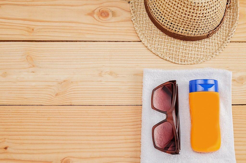 紫外線吸収剤不使用の日焼け止めは「ノンケミカル」と表記されているものを選びましょう