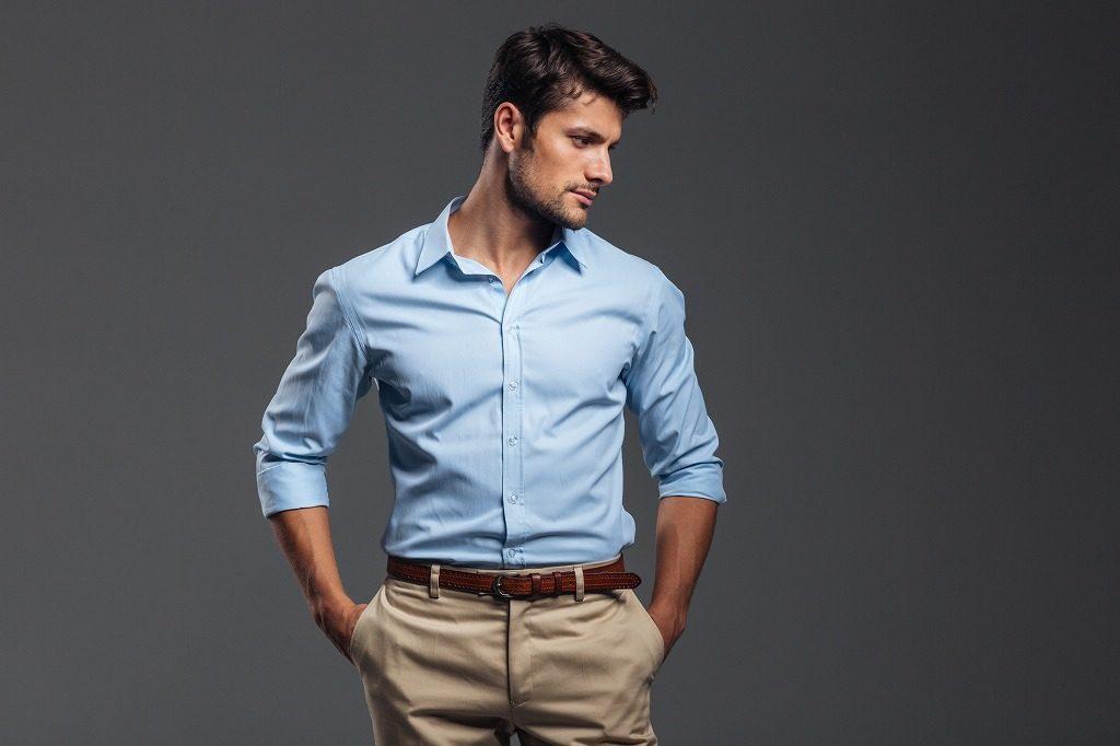 メンズ汗脇パッドは服に馴染みやすい色を選びましょう