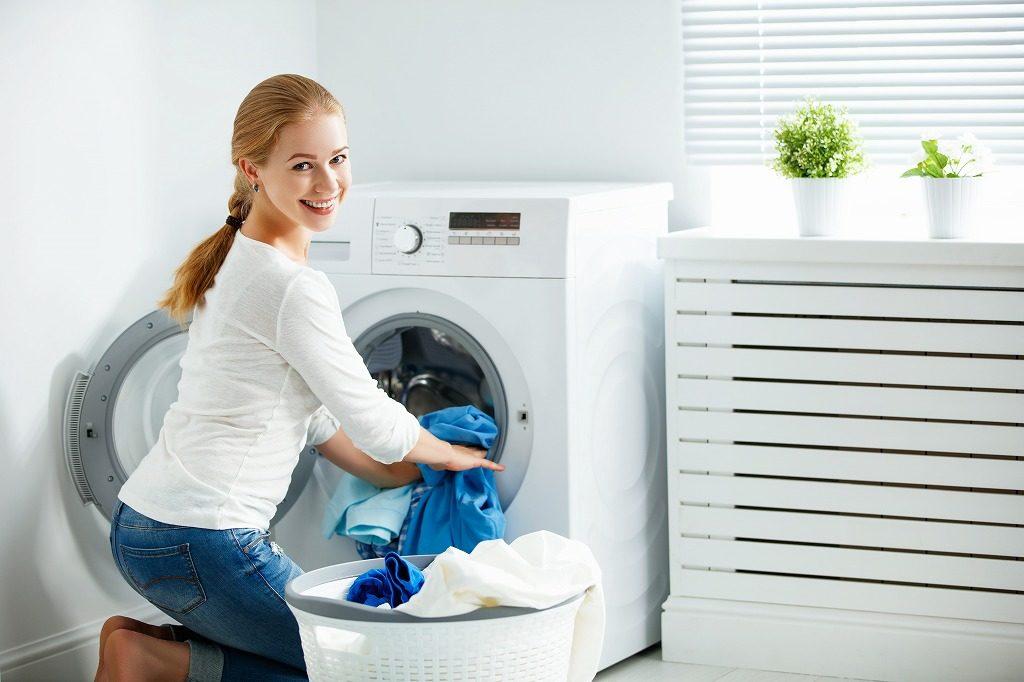 再利用できる汗脇パッドは使用後すぐに洗いましょう