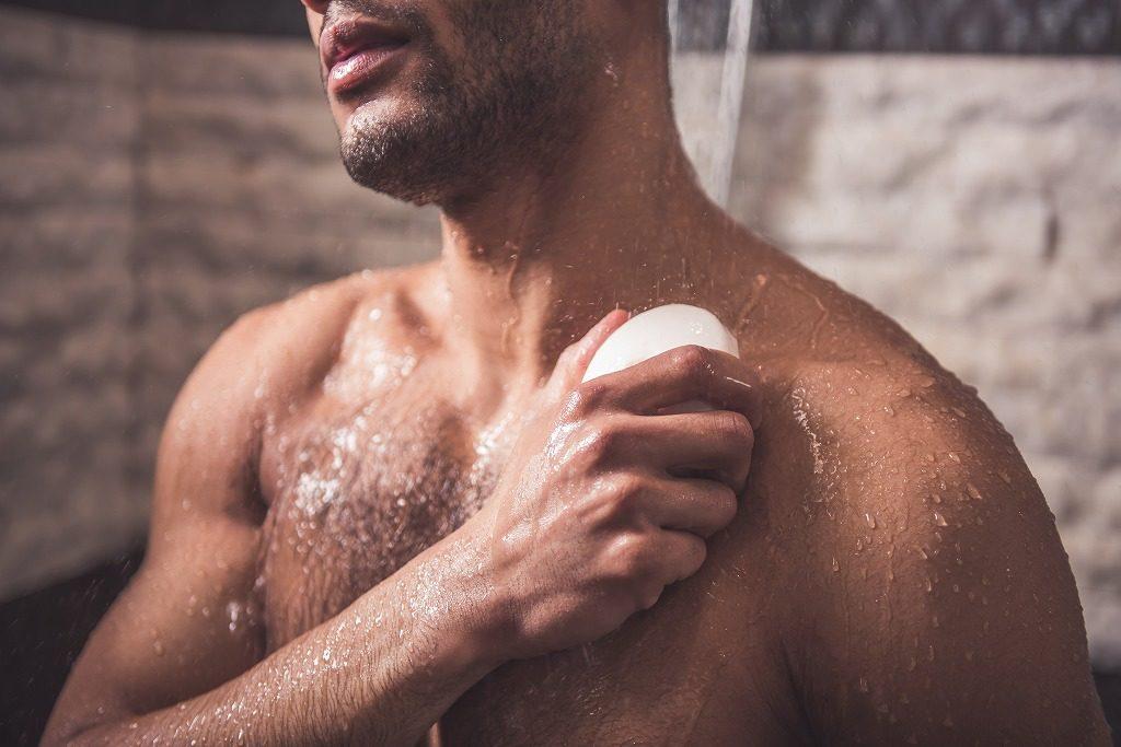 男性用のワキガクリームは清潔な体に使用しましょう