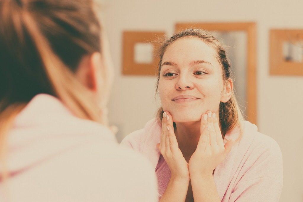 紫外線吸収剤不使用の日焼け止めを使用する前に基礎化粧品で肌を整えましょう