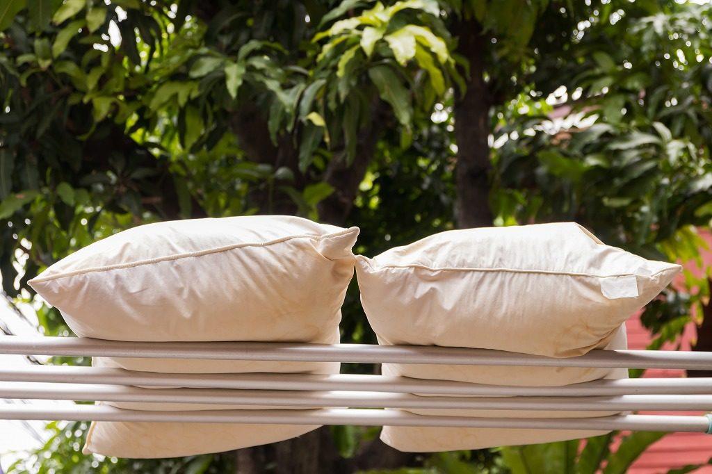 ストレートネック枕はお手入れのしやすい素材を選びましょう