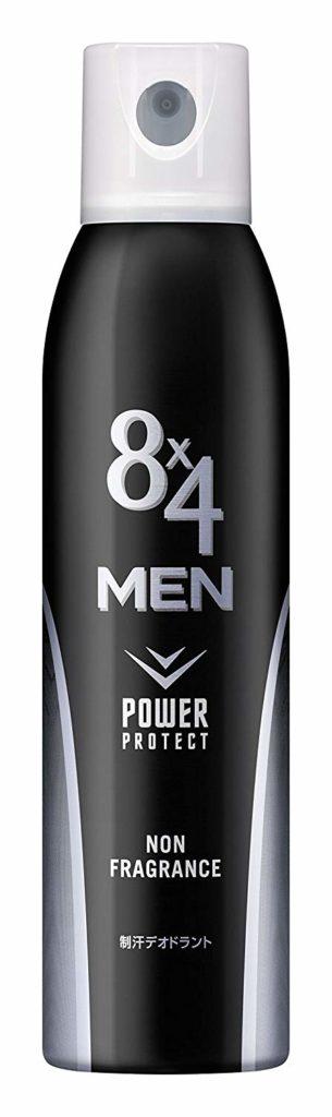 8×4 MEN デオドラントスプレー 無香料