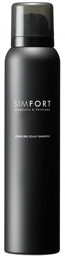 SIMFORT(シンフォート)スパークリングスカルプシャンプー
