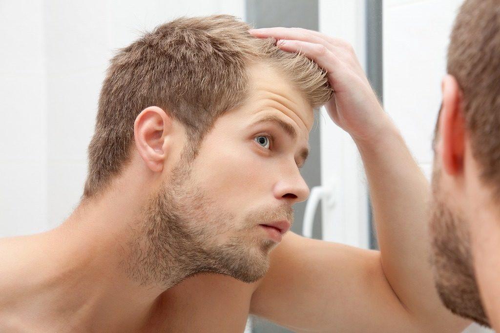 男性用フケ対策シャンプーが肌に合わない場合は使用を控えましょう